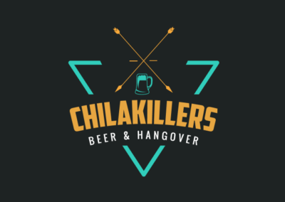 chilakillers logo design