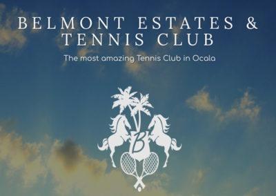 Belmont Estates & Tennis Club